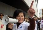 Las monitoras de los comedores escolares se suman a la huelga