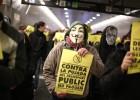 Acción contra la subida de precios en los transportes públicos