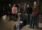 La policía suspende un concierto de música en el Centre Octubre