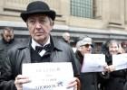 """Protesta contra los """"productos tóxicos"""" bancarios"""