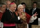 La Audiencia Nacional juzgará la visita de Benedicto XVI a Valencia