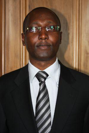 Mutuma Ruteere, relator de la ONU para racismo y xenofobia.