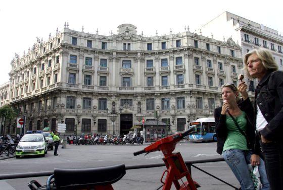 Foro de el espinillo for Banco santander oficina central madrid