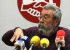 """Méndez alerta de la peor """"ofensiva antisindical"""" desde la Transición"""