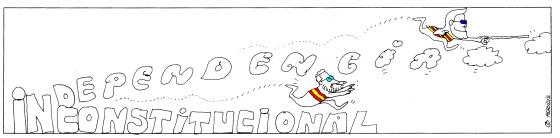 Mas acelera el plan soberanista por el recurso al Constitucional de Rajoy