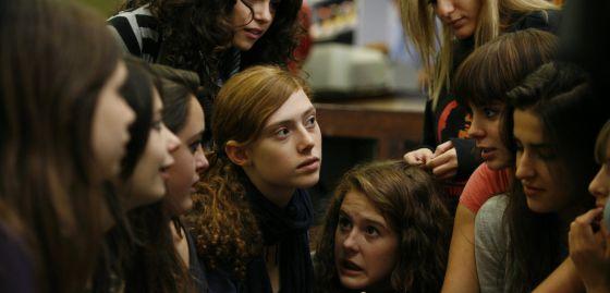 Fotograma de 'Blog', ópera prima de la directora Elena Trapé.