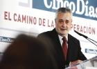 Griñán quiere que Valenciano asuma más poder interno para blindar a Rubalcaba