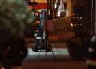 La mochila hallada ante la Fiscalía de Madrid sí tenía explosivo