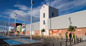 Centro Comercial Camino Real en San Fernando de Henares (Madrid)