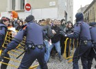 Absuelto el subinspector de los 'mossos' por la carga en la UdG