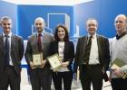 Tejeria destaca el convenio de colaboración con la UPV