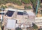 El Parlament pide parar las obras de una gran mansión en Lloret