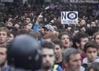 Madina avisa de protestas en la calle por la ley de Seguridad Ciudadana