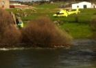 Muere un ciclista de 30 años al caer al río Manzanares en Colmenar