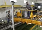 La energía eólica del futuro se prueba en el 'mar' de Madrid