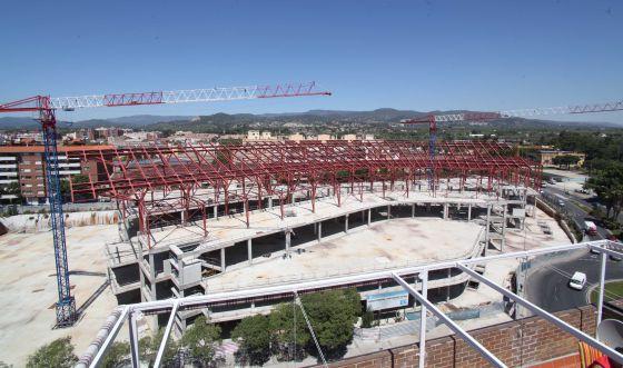 Reus desbloquea el centro comercial de metrovacesa catalu a el pa s - Constructora reus ...