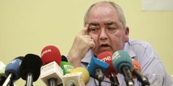 Manuel Pastrana, secretario general de UGT-Andalucía.