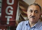 Álvarez se despide de la dirección de UGT de Cataluña tras 26 años