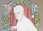 Espai Tactel acoge los dibujos bordados de Fernandez Alvira