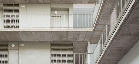 Uno de cada tres pisos municipales de alquiler social o protegidos está vacío