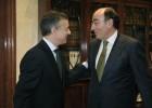 Galán ratifica a Urkullu el compromiso de Iberdrola con el País Vasco