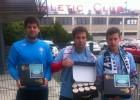 Rojo y Sáez dirigirán a Bizkaia en la despedida del campo de fútbol
