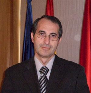 Suárez, rector de la Rey Juan Carlos.