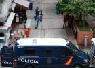 La Policía Nacional reconstruye 'in situ' la carga que provocó la muerte de Cabacas