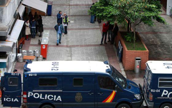 Reconstrucción de los hechos que provocaron la muerte de Iñigo Cabacas.