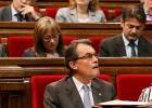 La oposición acorrala a Mas por el 'caso Palau' y le exige explicaciones