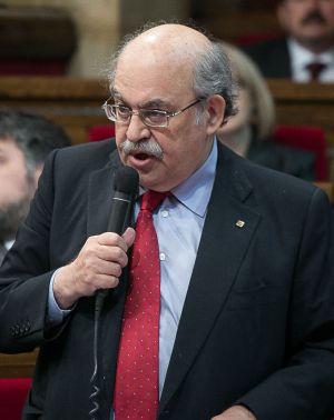 Andreu Mas-Colell.