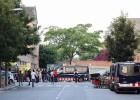 Los subsaharianos del Poblenou se refugian en la iglesia de Sant Bernat