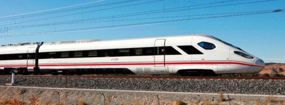 Trenes de Oaris de la compañía vasca CAF.