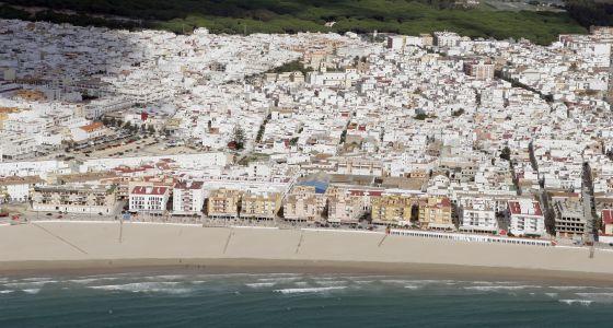 Barbate, uno de los municipios afectados por el plan del litoral.