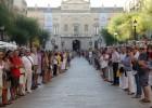 CDC quiere a los consejeros de Artur Mas en la cadena humana