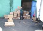 Encapuchados roban un camión con 530.000 euros en tabaco