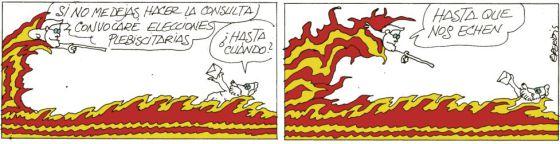 """Rajoy exige """"lealtad"""" y respeto a la ley"""