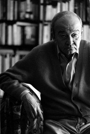 Juan Luis Panero, en una foto del año 2000.