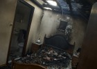 El fuego deja a Carmiña sin casa a los 85 años en Ourense