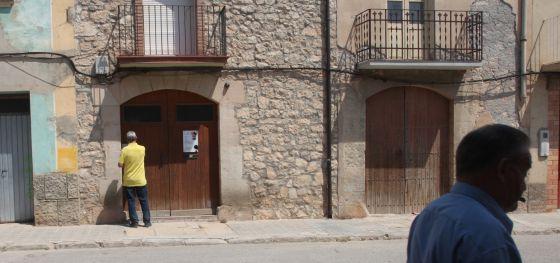 Casa donde David Donet vivía.