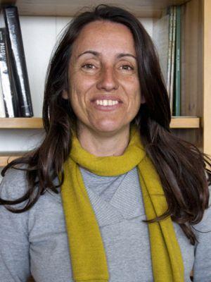Eulàlia Masana Closa, profesora titular de Geodinámica Interna de la Universitat de Barcelona