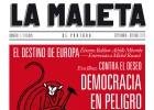 Ramoneda presenta la revista 'La Maleta de Portbou' en la Nau