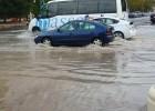 Fuertes tormentas en varias poblaciones de Valencia y Castellón