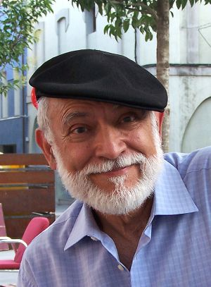 El historietista Juan López, Jan.