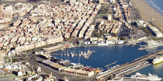 El plan de la Marina permite un hotel de hasta 30 alturas en la dársena