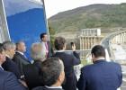 Feijóo pide nuevas hidroeléctricas en una cuenca que está saturada