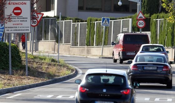 Los trabajadores de la moraleja podr n entrar en coche - Urbanizacion la moraleja ...