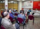 El PSPV crea un grupo de trabajo abierto de representantes culturales