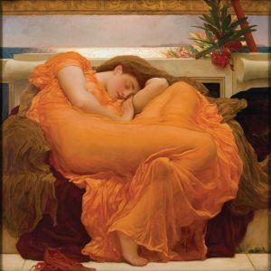 'Sol ardiente de junio', de Frederic Leighton.