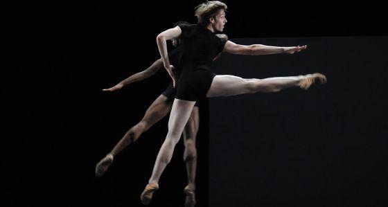 Representación de 'Remansos', de Nacho Duato, programada en este Madrid en Danza.